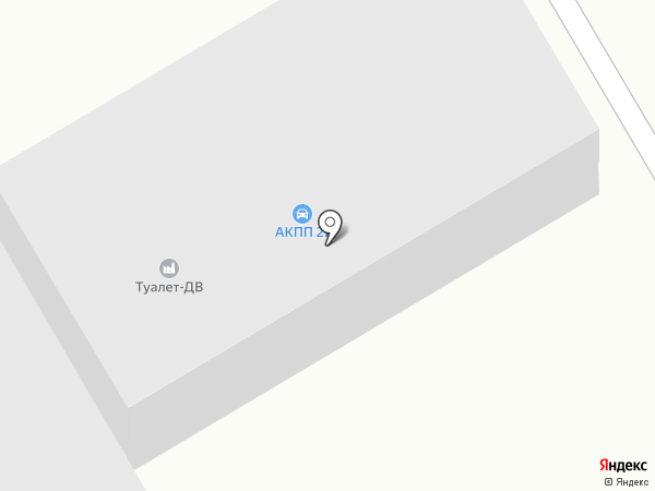 АльконсДВ на карте Хабаровска