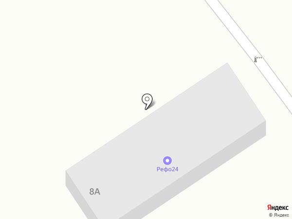 Ойл Трэйд Групп на карте Хабаровска