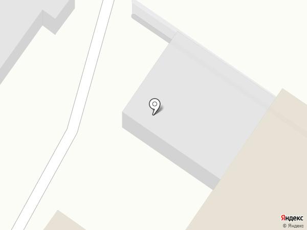 Объединенная Служба Перемещения на карте Хабаровска