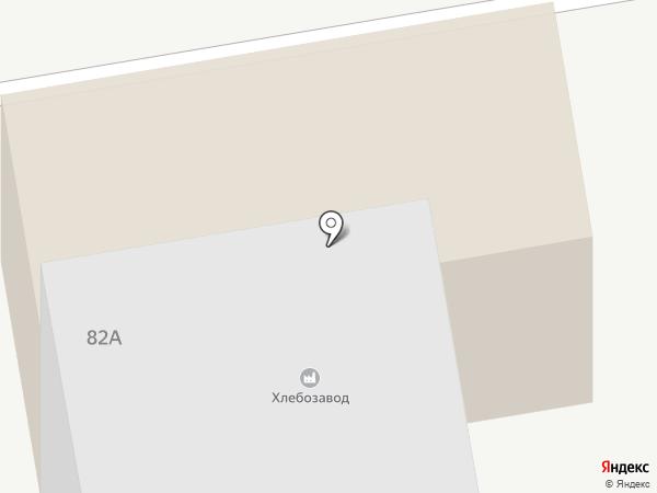 Хабаровский завод строительных алюминиевых конструкций, ЗАО на карте Хабаровска