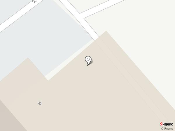 Шинный центр на карте Хабаровска