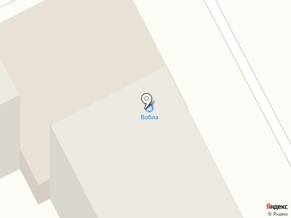 Братыня Хмельного на карте Тополево