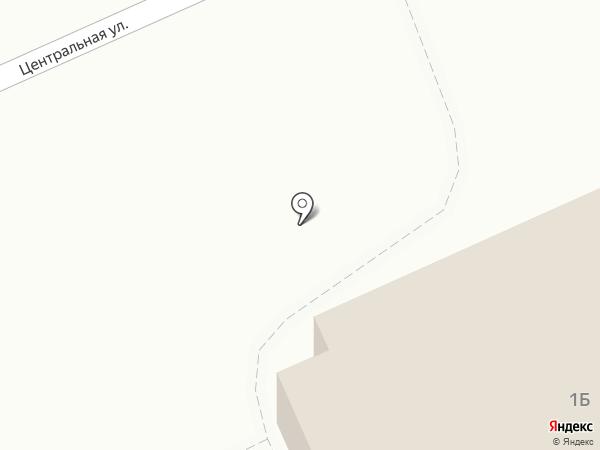 Культурно-досуговый центр на карте Тополево