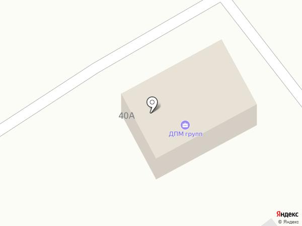 Шиномонтажная мастерская на карте Хабаровска