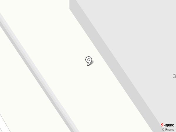 Элком на карте Тополево