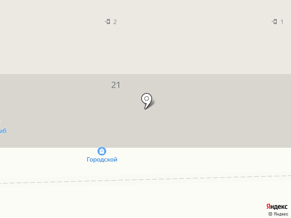 Servicepan.ru на карте Хабаровска