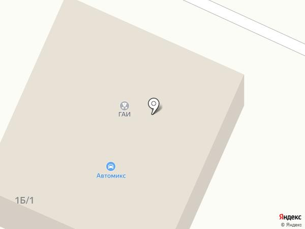 Автосервис на карте Мирного