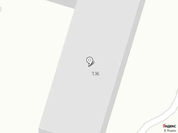 СнабСтрой ДВ на карте Мирного
