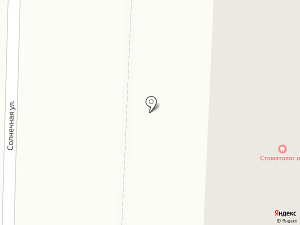 Центр социальной поддержки населения пос. Некрасовки на карте Некрасовки