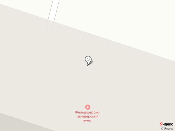Фельдшерско-акушерский пункт на карте Мирного