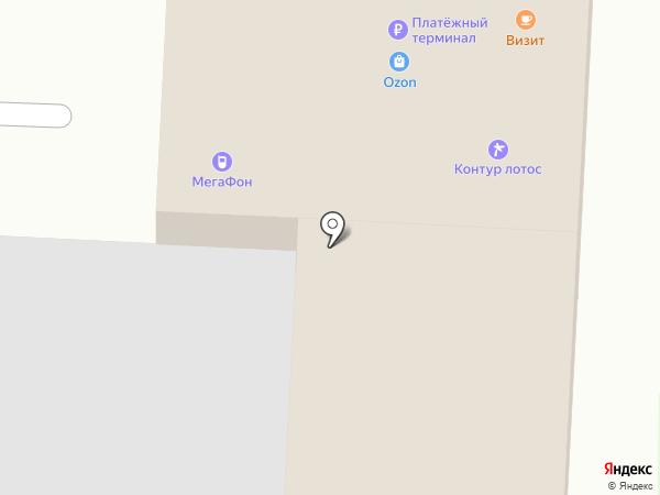 Ателье на карте Некрасовки