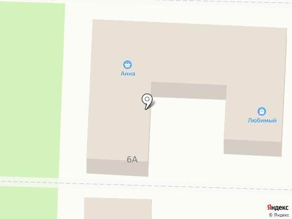 Магазин низких цен на карте Некрасовки