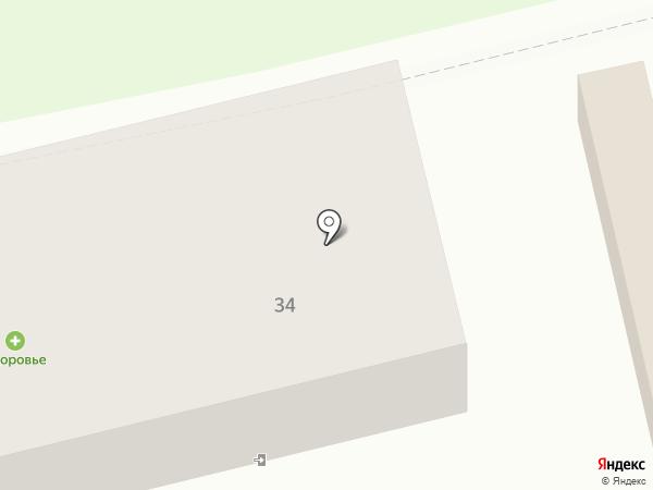 Интерьер на карте Амурска