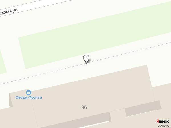 Магазин кондитерских изделий на карте Амурска