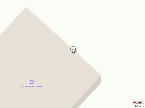 Районный молодежный досуговый центр г. Амурска на карте Амурска