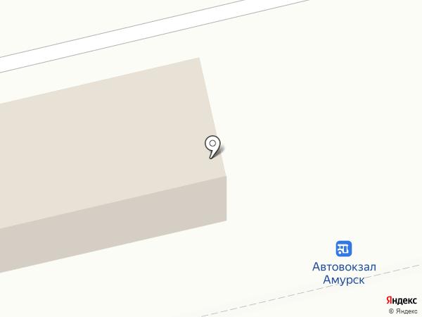 Столовая на карте Амурска