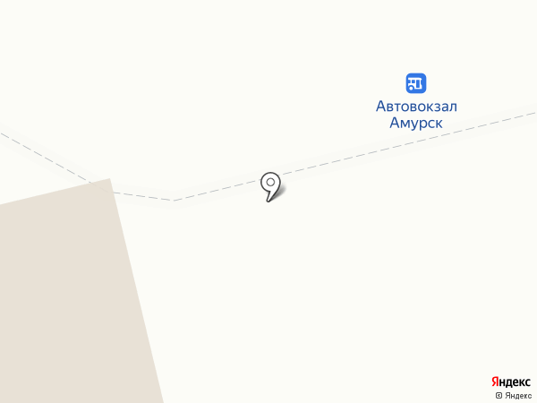 Попутчик на карте Амурска