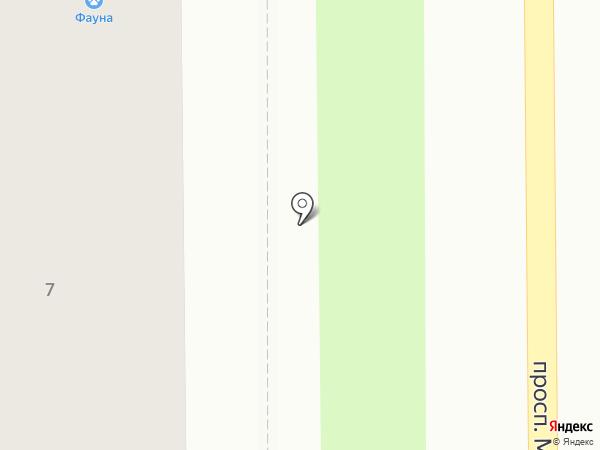 Новый на карте Амурска