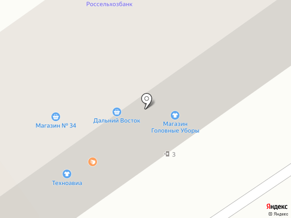 Любимая Аптека на карте Амурска