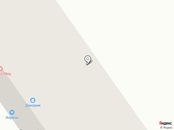 Арбат на карте Амурска