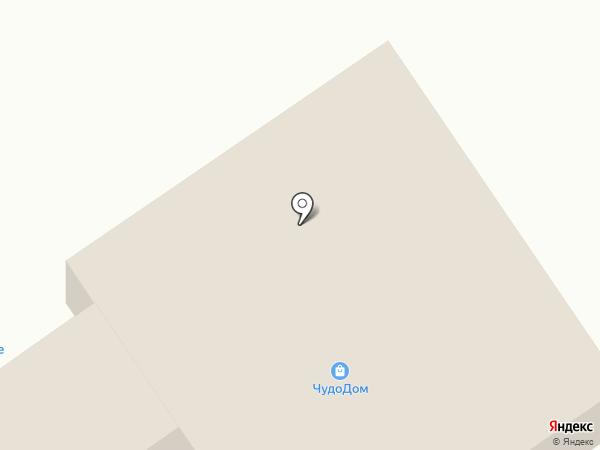 Восточный сад на карте Амурска