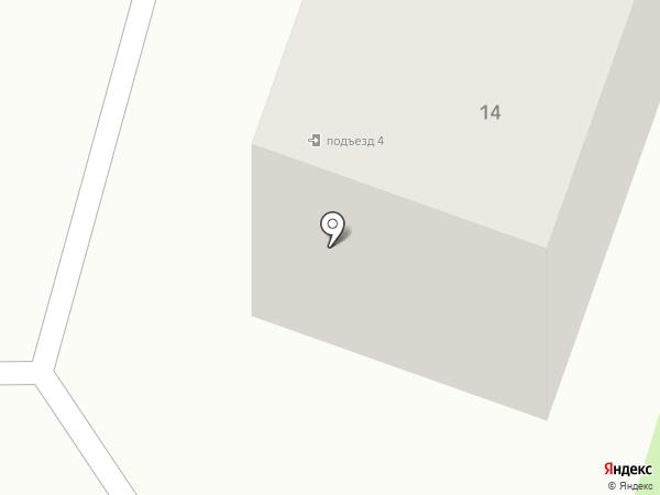 Болоньский на карте Амурска