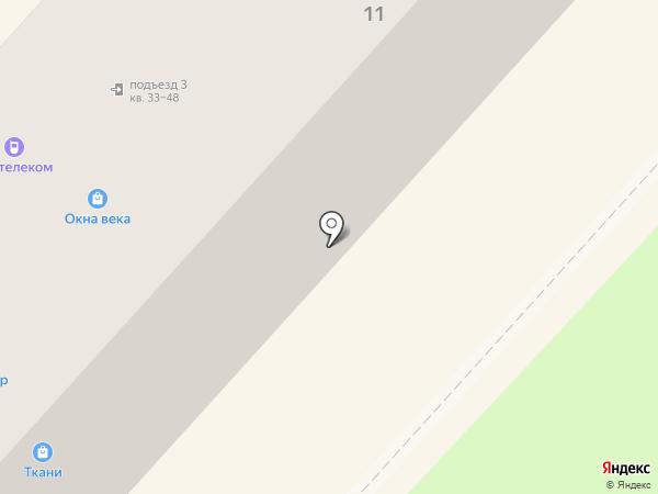 Сотовый мир на карте Амурска