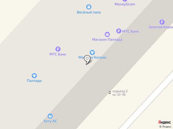 Катрин на карте Амурска