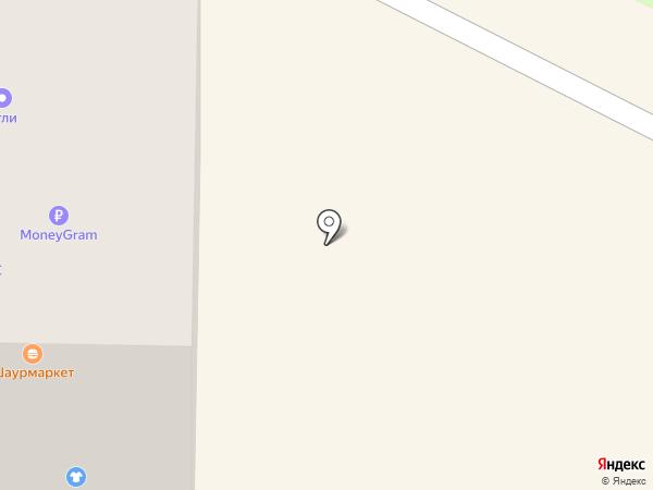 Глория на карте Амурска
