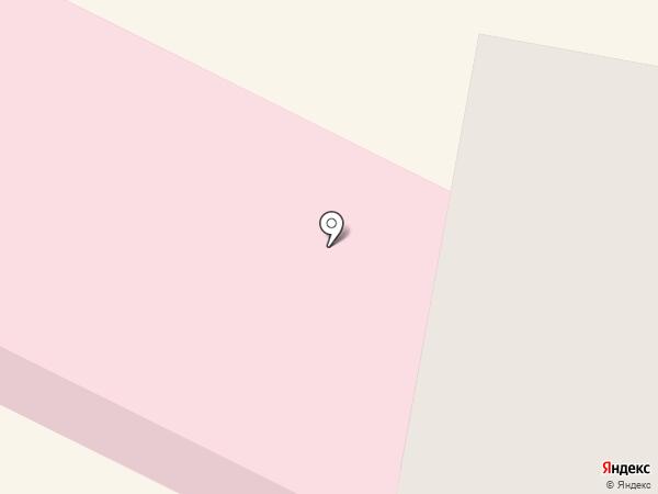 Детская городская поликлиника на карте Амурска