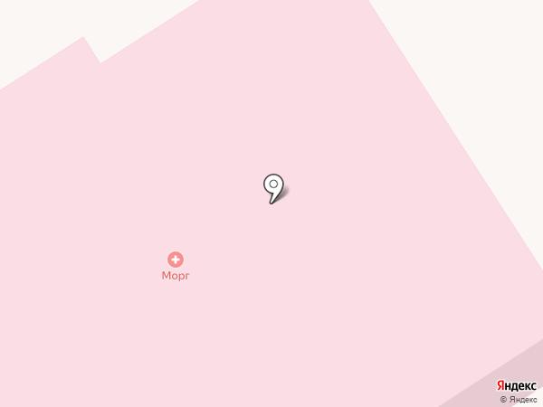 Черный обелиск на карте Амурска