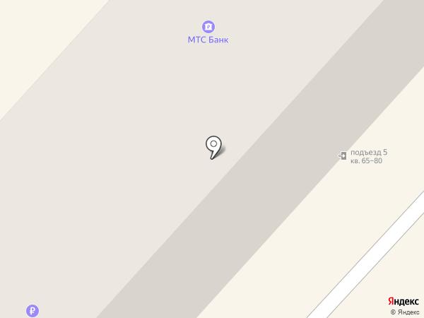 МТС-банк, ПАО на карте Амурска