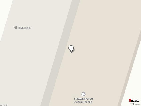 Рябинка на карте Амурска