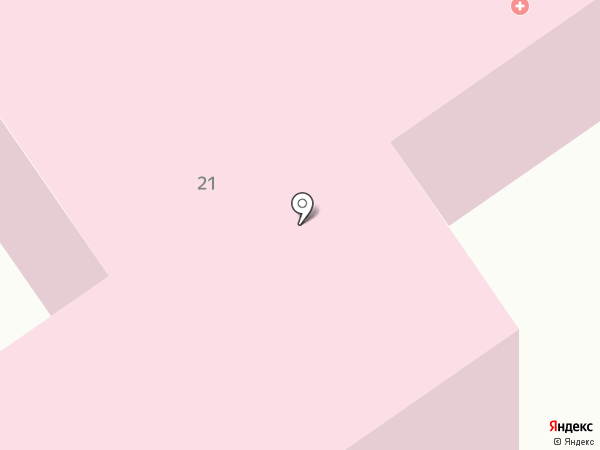 Амурская центральная районная больница на карте Амурска