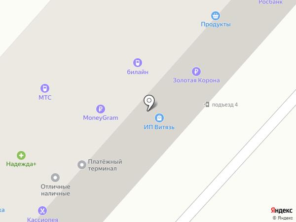 АНКОР на карте Амурска