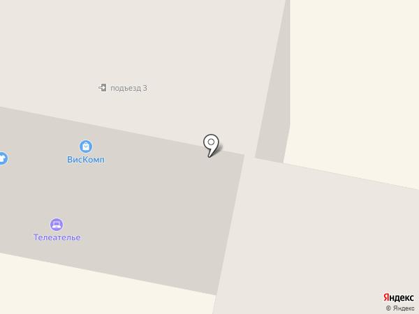 Любава на карте Амурска