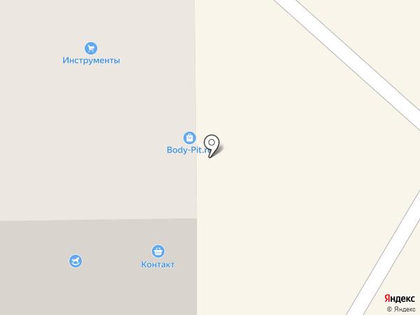 САТ-ДВ на карте Амурска