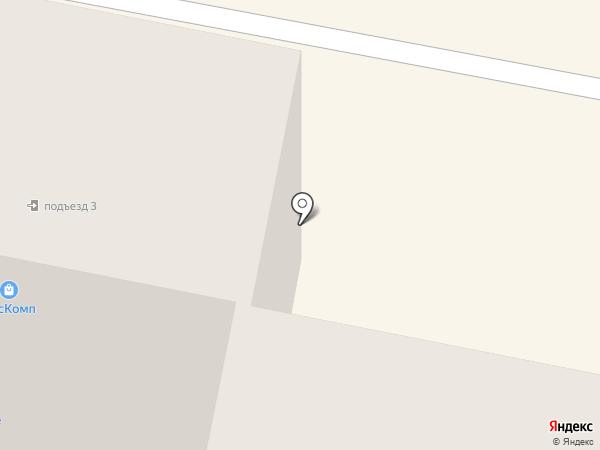 ХОТУ-АС на карте Амурска