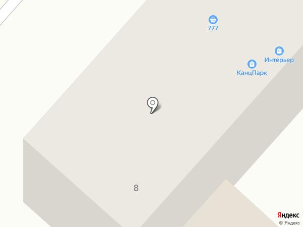 Корсар на карте Амурска