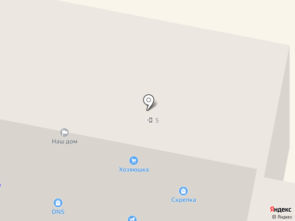 Хозяюшка на карте Амурска