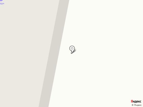 Даурия на карте Амурска