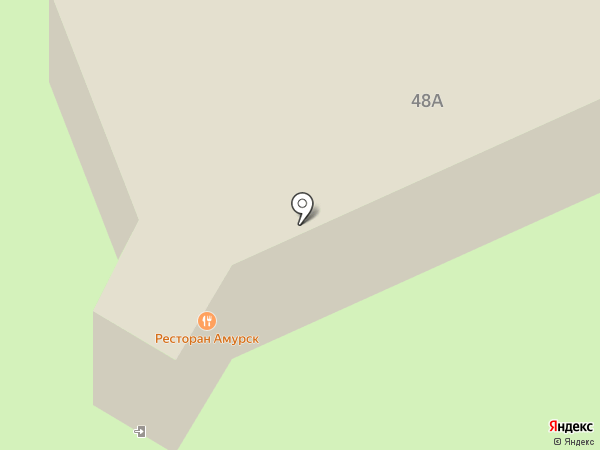 Шамкир на карте Амурска
