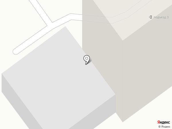 Сокол на карте Комсомольска-на-Амуре