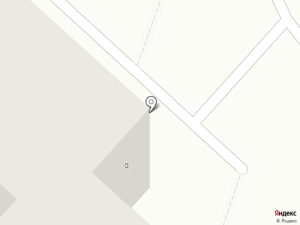 Участковый пункт полиции, Отдел полиции №2 на карте Комсомольска-на-Амуре