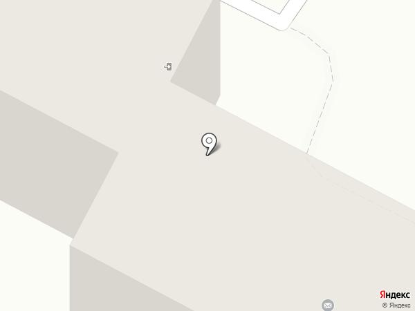 Почтовое отделение №34 на карте Комсомольска-на-Амуре