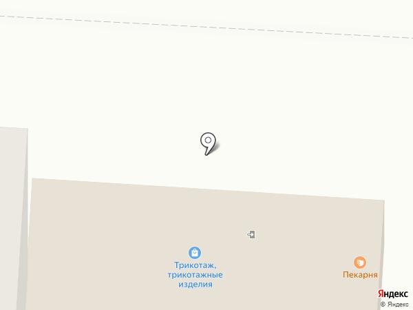 Магазин трикотажных изделий на карте Комсомольска-на-Амуре