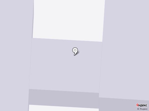 Средняя общеобразовательная школа №34 на карте Комсомольска-на-Амуре