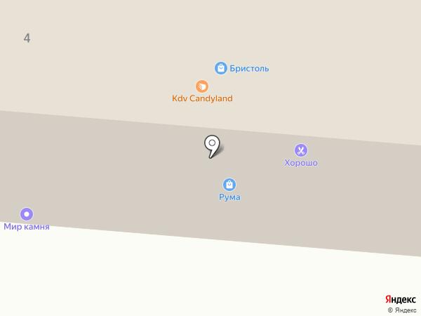 Магазин мужской одежды и обуви на карте Комсомольска-на-Амуре