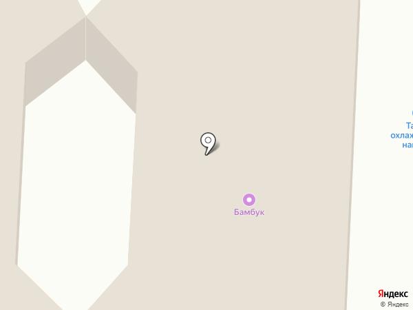 Магазин постельного белья на Юбилейной на карте Комсомольска-на-Амуре