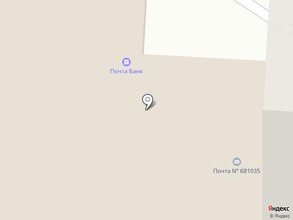 СЛУЖБА ЗАКАЗЧИКА ПО МНОГОКВАРТИРНОМУ ДОМУ на карте Комсомольска-на-Амуре